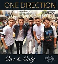 One Direction (Updated) : One and Only by Nadia Cohen (2014, Hardcover, New...