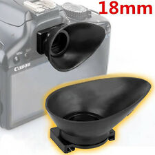 18mm Eyepiece Eyecup Eye Cup for Canon EOS 650D 700D 100D 1200D 600D 10S Rebel F