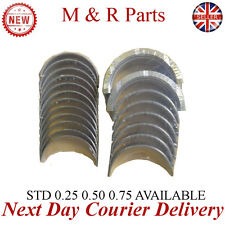 JAGUAR S-TYPE(CCX)2.7D ab 06/2004,152  kW TDV6 MAIN & BIG END BEARING SHELLS SET
