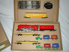 AMERICAN FLYER CUSTOM DIECUT CIRCUS SET BOX NO TRAINS( BOX ONLY)