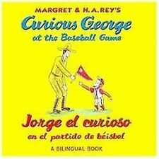 Jorge el curioso en el partido de béisbol/Curious George at the Baseba-ExLibrary