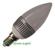 E14 SES CANDLE 12 SMD LED 240V 3.5W 215LM WHITE BULB ~40W