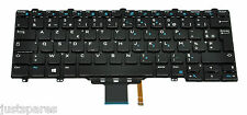 Dell Latitude E5270 French AZERTY Backlit Keyboard V2184