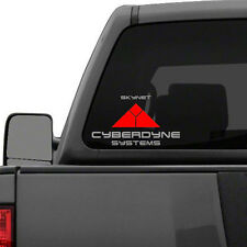 Cyberdyne Systems - Skynet -Terminator, Vinyl Decal, John Connor, Judgement Day