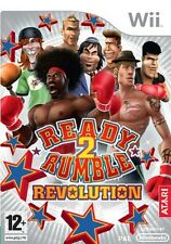 Ready To Rumble: Revolution Nintendo Wii PAL Brand New