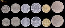 PAKISTAN NEW CURRENT 6 COIN SET 25,50 PAISA 1,2,5 RUPEE UNC WHOLESALE TOTAL 60