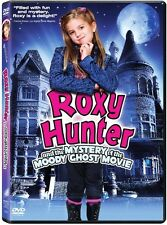 Roxy Hunter and the Mystery of the Moody Ghost (2009, REGION 1 DVD New) WS