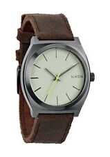 Nixon Time Teller White Dial Unisex Quartz Watch A045-1388