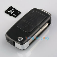 Mini Car Key Chain DV Spy Motion Detection Camera Hidden Webcam DVR Camcorder SY