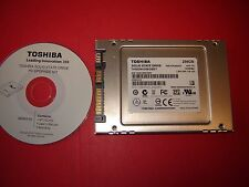 "Toshiba 256GB 2.5"" SSD THNSNH256GBST SATA III 6Gb/s for Asus, Dell, Sony, HP BH*"