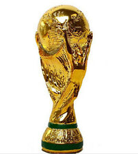 2014 Brazil World Cup Soccer Trophy Size Replica Football Statue Model GIFT 1:1