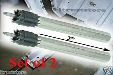 New Double Sided Rotary Spot Weld Cutter Bit Sheet Metal Tack Remover Pack of 2