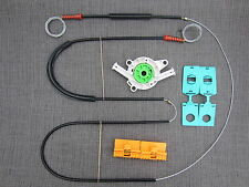 WINDOW REGULATOR REPAIR PARTS PACK A6 FRONT RIGHT OSF (DRIVER-UK/PASSENGER-US)