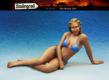 1/35 Scale resin model kit The Beach Girl #1