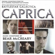Caprica [Original Soundtrack] by Bear McCreary (CD, Jun-2009, La-La Land Records