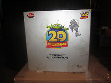 D23 Disney Store Toy Story 20th LE 141/400 Talking Buzz Lightyear Action Figure
