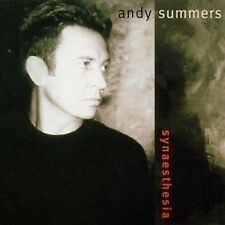 Andy Summers Synaesthesia CD NEW The Police Ginger Baker