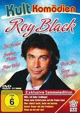 5 DVDs *  KULT KOMÖDIEN - ROY BLACK BOX  # NEU OVP )