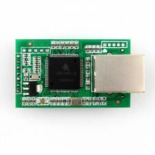 USR-TCP232-E Serial Server RS232 RS485 a Ethernet livello TTL DHCP Web Mod Q0022