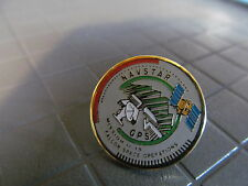 NAVSTAR GPS FALCON SPACE OPERATIONS    LAPEL PIN