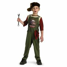 Disguise Boys 'Tow Mater Mechanic' Child Costume, Olive, S