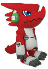 "1x Sealed Digimon Digital Monsters 9"" Shoutmon Great Eastern (GE-52673) Plush"