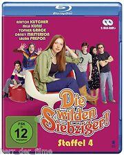 DIE WILDEN SIEBZIGER, Staffel 4 (2 Blu-ray Discs) NEU+OVP