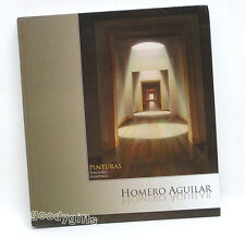 Homero Aguilar Paintings: Rare Hardcover Book (2007 1st) Columbian Artist