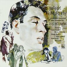 MARK MURPHY - ORCHESTRA CONDUCTED & ARRANGED BY BILL HOLMAN (2 LPS ON 1 CD)