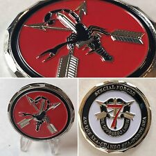 7th Special Forces Group Airborne EGLIN AFB Air Force Base 45mm Challenge Coin