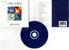 "MIKE OLDFIELD ""Elements - The Best Of"" (CD) Tubular Bells... 1993"