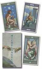 Michelangelo Tarot Deck by Guido Zibordi Marchesi