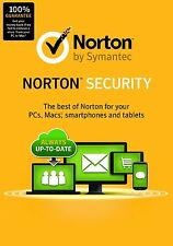 Norton Security 2015 - 5 Devices (Antivirus & Security Software for Windows/Mac)
