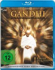 Gandhi [2 Disc Blu-ray](NEU/OVP) Monumentalwerk von Richard Attenborough /8 Osca