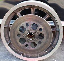 "Original Harley 16"" Rear Mag Wheel Fits 1981-Later In Great Shape OEM (U-1791)"