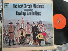 New Christy Minstrels Sing And Play Cowboys And Indians BPG 62492 Vinyl LP Album