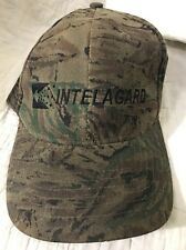 Camouflage Camo INTELAGARD FIRE PROTECTION EQUIPMENT SUPPLIER Baseball Cap