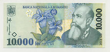 Romania 10000 Lei 1999 Pick 108 UNC banknote Uncirculated