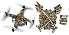 DJI Phantom 2 Drone Wrap RC Quadcopter Decal Custom Skin Accessory Max4 Camo