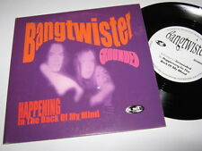 """BANGTWISTER – Grounded EP – 7"""" – heavy psych (NEST)"""