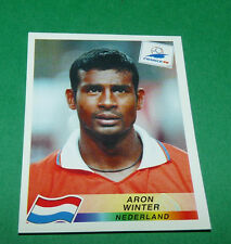 N°311 ARON WINTER NEDERLAND PANINI FOOTBALL FRANCE 98 1998 COUPE MONDE WM