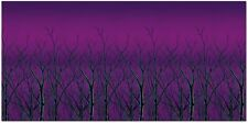 "Halloween FOREST TREETOP BACKDROP Party Decoration PHOTO BOOTH 48"" IN. X 360"" IN"