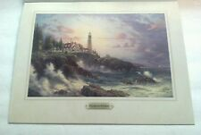 Clearing Storms by Thomas Kinkade 11 x14 Print