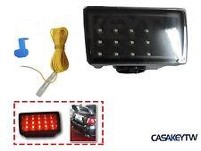 Black Lamp LED Rear Fog Tail Light Brake Backup Reverse For Subaru Sedan XV RBIB