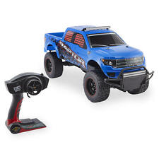 Fast Lane XPS 1:6 Scale Remote Control Car - Ford F-150 SVT Raptor 2.4 Ghz