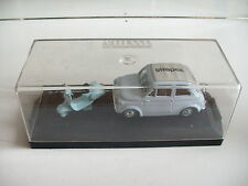 "Vitesse Vespa + Fiat 500 ""Strapex"" in Green on 1:43 in Box"