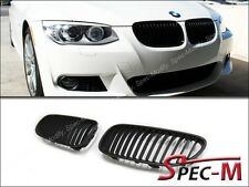 Gloss Black Front Grille Grill For 2011+ BMW 328i 335i Coupe LCI facelift Model