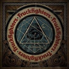 Universe - Truckfighters (2014, CD New)