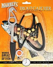 MARBLES TROUT CATCHER HOOK STYLE KNIFE with GEAR NECKLACE,  MR308