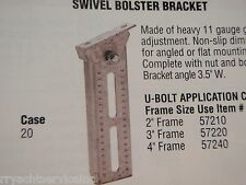 "BOAT TRAILER BRACKET BUNK BOLSTER 55310 SEACHOICE 8"" TRAILER PARTS EBAY MARINE"